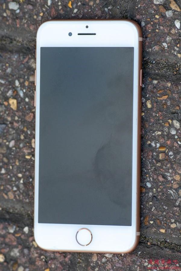 女子iPhone 8掉入河中两个月后 找回后发现还能正常使用