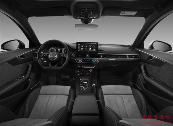 大灯剧变颜值大增 新款奥迪A4L上市 30.58万元起售