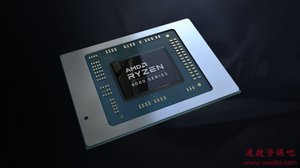 AMD 7nm锐龙轻薄本抢发LPDDR4X内存:性能轻松提升19%