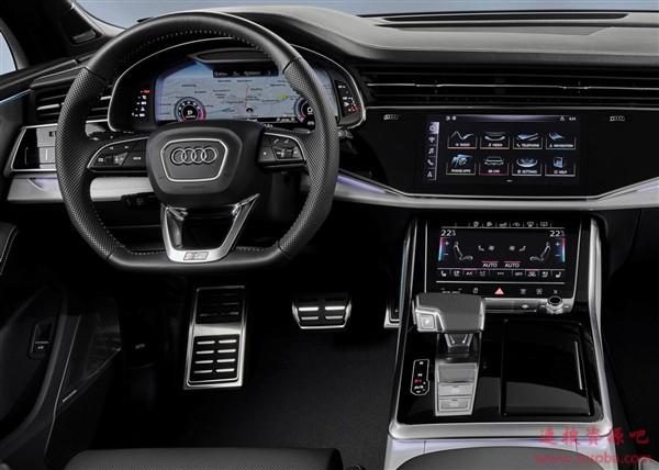 奥迪新款Q7开启预售:3.0T V6+Quattro四驱 70万起