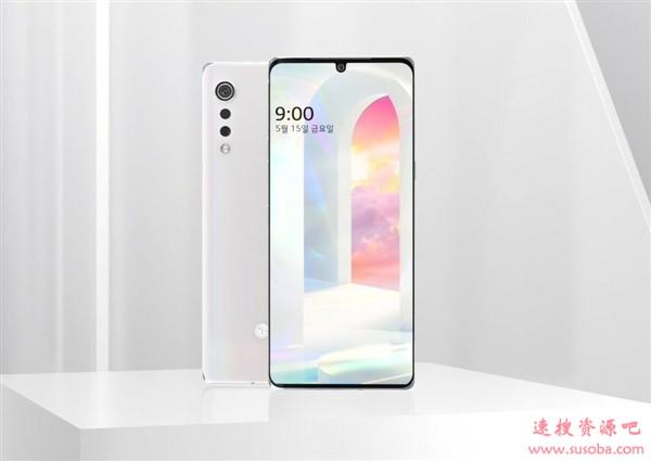 LG Velvet规格泄露:骁龙765G加持 要卖5200元