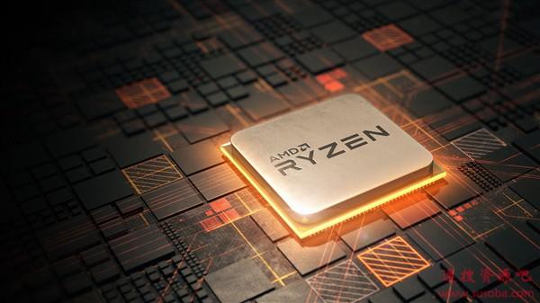 7nm锐龙4核CPU性能领先75% 主板厂商抓住救命稻草