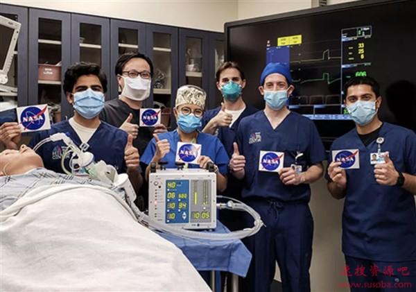 NASA 37天从0开始造出呼吸机:3大优势 医生竖起大拇指