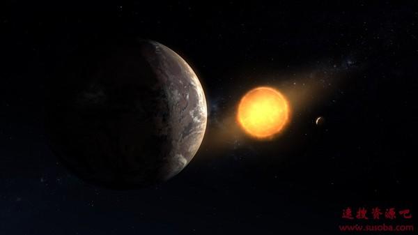 """300光年外惊现地球""""复制品""""!从未如此相似"""