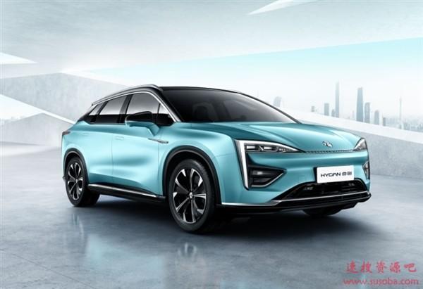 标配无人机系统!广汽蔚来首款纯电SUV售26.26万起:能跑643公里