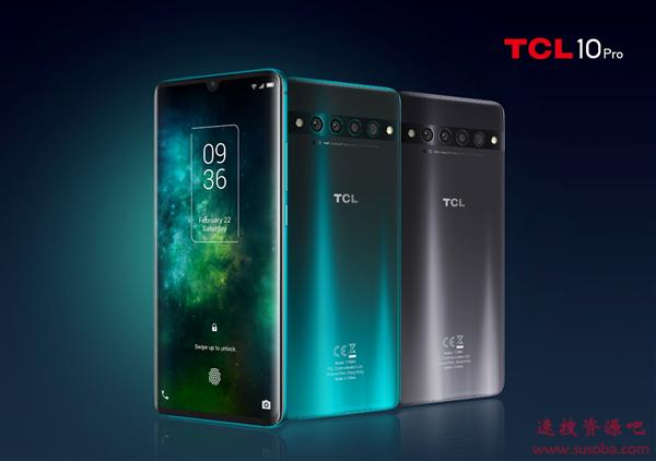 TCL正式发布首个智能手机系列:一次3款 249美元起