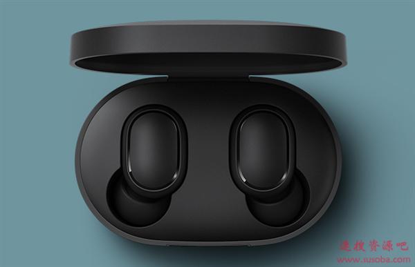99.9元!小米全新蓝牙耳机AirDots S上架:12小时续航