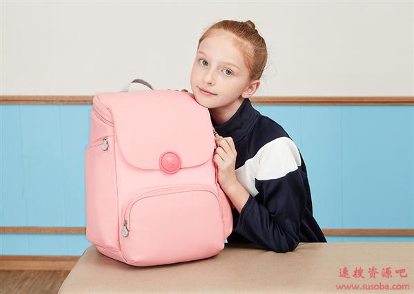 小米米兔儿童书包3发布:199元 比上代减轻36%