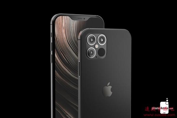 大刘海终于收窄?iPhone 12系列设计细节曝光:三摄+雷达更占空间