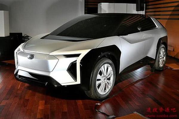 丰田斯巴鲁共同合作开发:首款纯电动产品即将面世