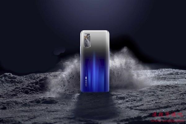 iQOO Neo 3官图公布:首款144Hz挖孔屏手机
