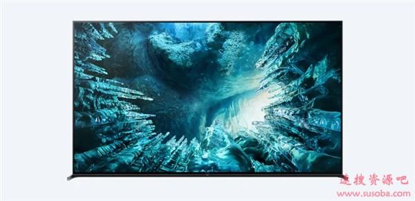 索尼公布2020高端8K与4K电视详细信息:价格感人
