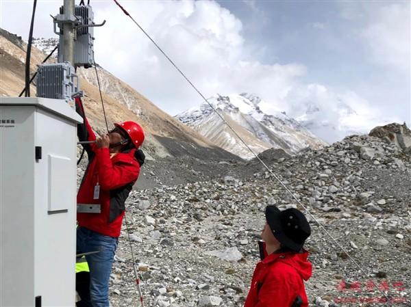 三大运营商5G征服珠穆朗玛峰:海拔5200米全覆盖