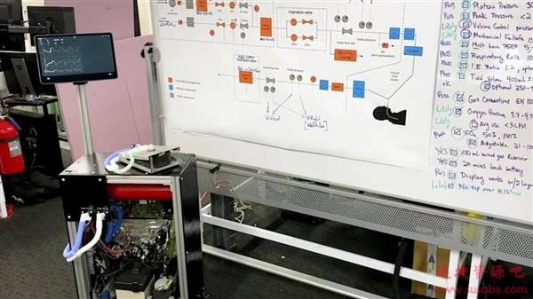 特斯拉就地取材:调用大量汽车零部件转产呼吸机