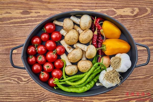 春季吃蔬菜 好处原来可以这么多!