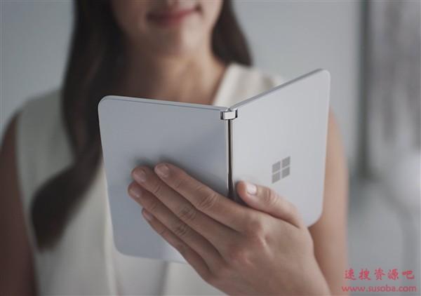 Surface之父分享:全球首张Surface Duo摄像头样张曝光