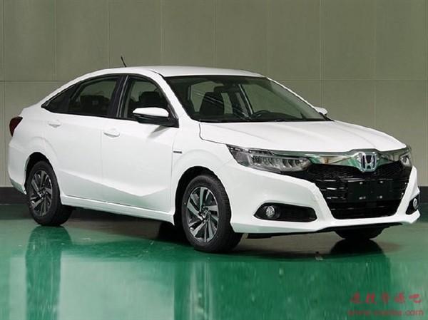 百公里油耗降至4.0L!广汽本田派混动版5月13日发布