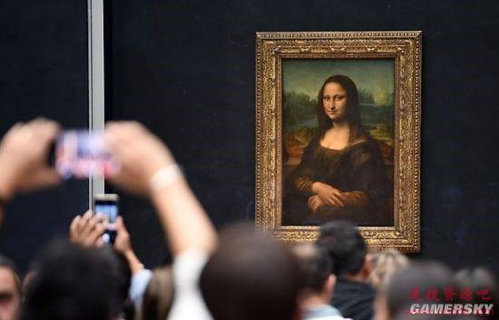 法国富豪建议卖掉《蒙娜丽莎》缓解经济压力 估值达500亿欧元