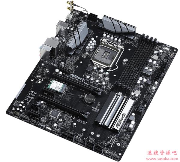 24Pin接口再见!华擎推出首款ATX12VO标准的Z490主板