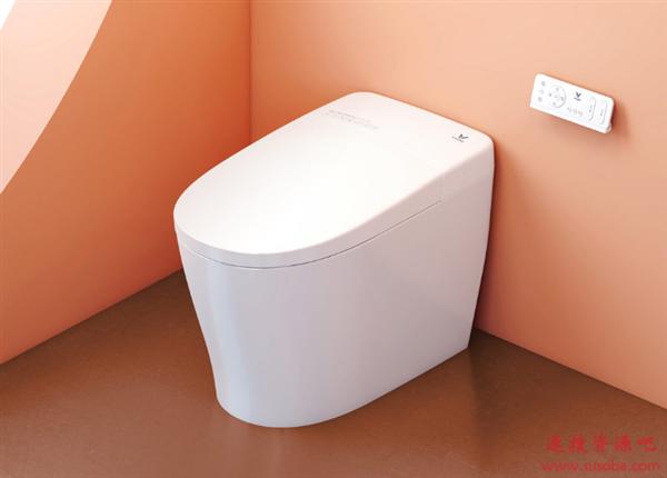 云米一体智能马桶开启众筹:温洗+暖烘 不用厕纸更舒爽