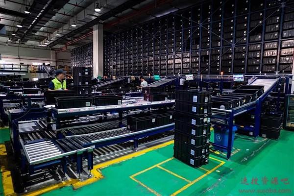 联想最大PC基地复工创造三个纪录:100亿元订单在排队