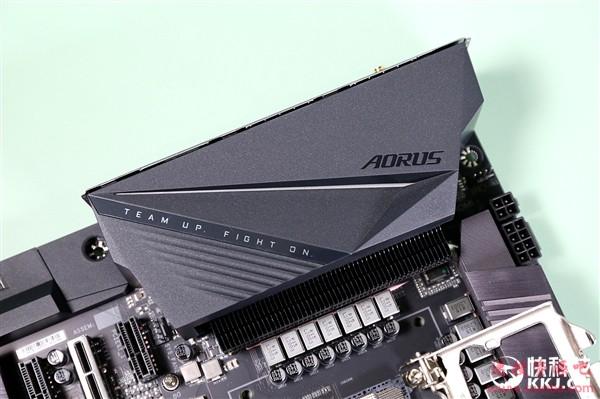 12相数字供电+全新散热设计 技嘉Z490 AROUS PRO AX主板图赏