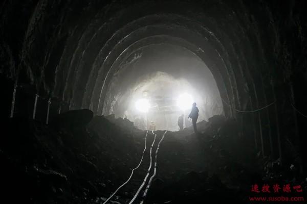 整整11年!一级高风险的大瑞铁路太邑隧道终于挖通