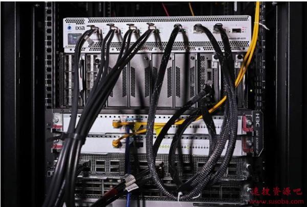 全球第一次!大规模40万兆网络测试完成