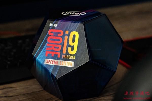 Intel停用i9-9900K正十二面体玻璃包装:运输时太浪费