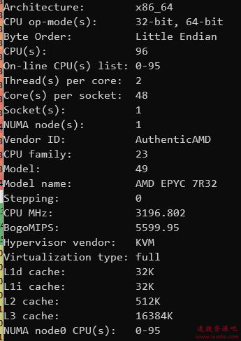 AMD定制霄龙7R32浮出水面:280W TDP、不知几核心
