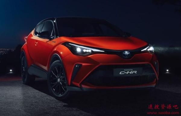 丰田新款C-HR专利图曝光:有望引进混动版
