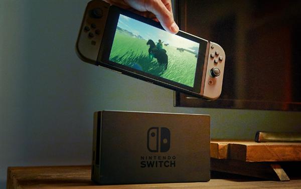 支持4K!任天堂确认新一代Switch主机研发中:强化软硬件结合