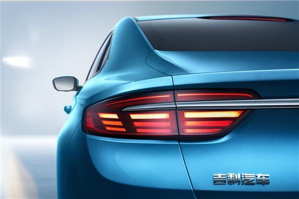 吉利PREFACE将于北京车展亮相:CMA架构打造搭沃德十佳发动机
