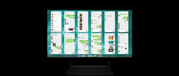 重新定义下一代电脑 坚果发布TNT OS 2.0:UI全面翻新