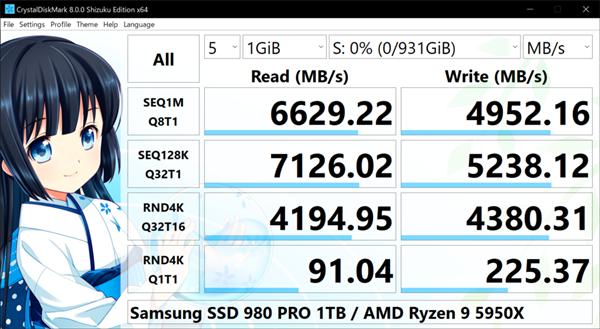 【速搜资讯】SSD跑分神器 CrystalDiskMark 8.0正式版发布