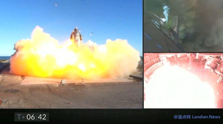 【速搜资讯】马斯克的星际飞船原型机SN8降落时发生剧烈爆炸 不过数据已全部提取