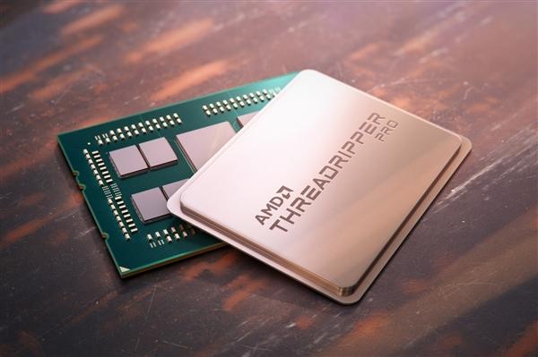 【速搜资讯】八通道DDR4+七条PCIe 4.0 x16:线程撕裂者PRO有望零售