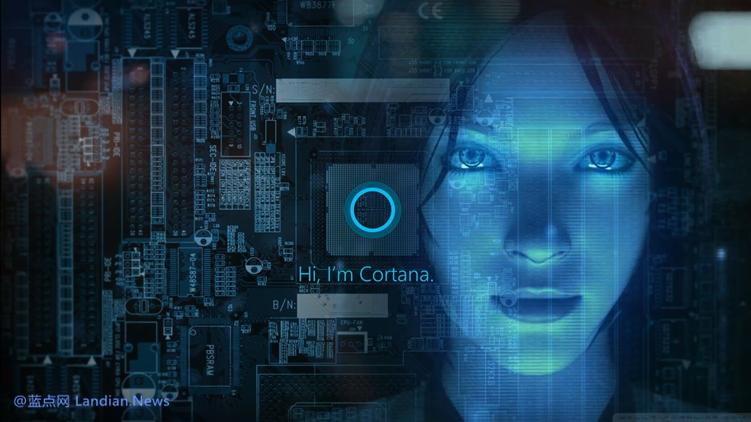 【速搜资讯】微软小娜最新测试版已支持自定义唤醒词 同时还支持部分新功能