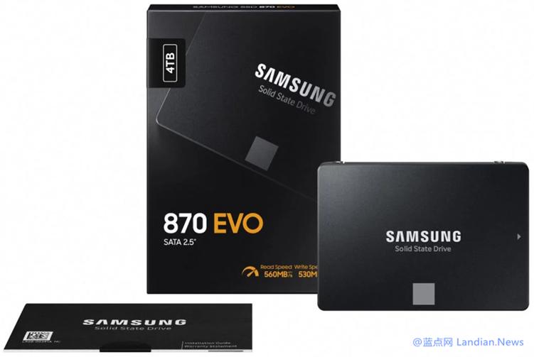 【速搜资讯】三星推出SATA接口的870 EVO固态硬盘 读写速度更快价格也更便宜