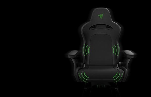 【速搜资讯】雷蛇发布次世代电竞椅 配有60英寸OLED屏幕
