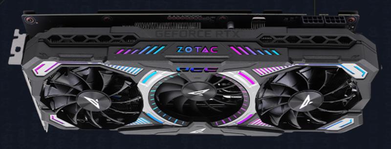 【速搜资讯】堆料并不是唯一!索泰GeForce RTX 3070 PGF OC评测:独一无二的ARGB-LED灯效