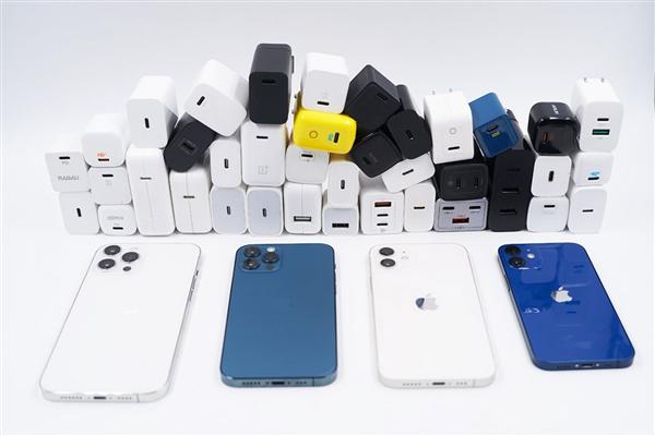 【速搜资讯】iPhone 12快充一年耗电多少度?实测出乎意料!