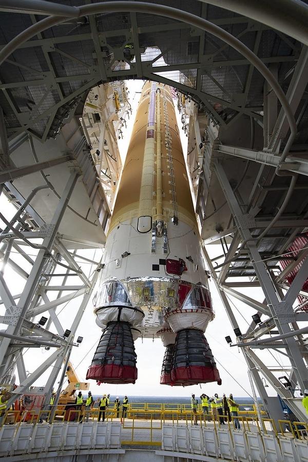 【速搜资讯】史上最猛!美国登月火箭首次点火失败:原因找到了