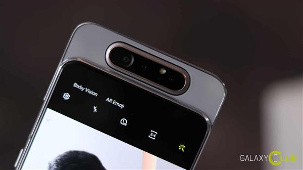 【速搜资讯】三星Galaxy A82曝光:或采用翻转镜头
