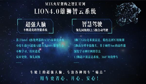 【速搜资讯】命名霸气!奇瑞发布雄狮智云系统4.0:联手百度
