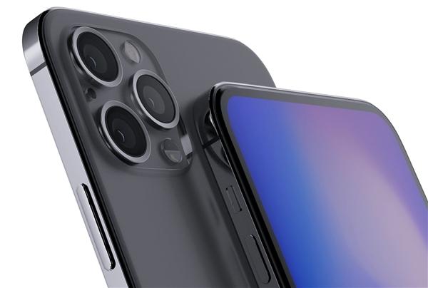 【速搜资讯】iPhone 13原型机曝光:苹果测试无刘海版本、最大1TB存储容量
