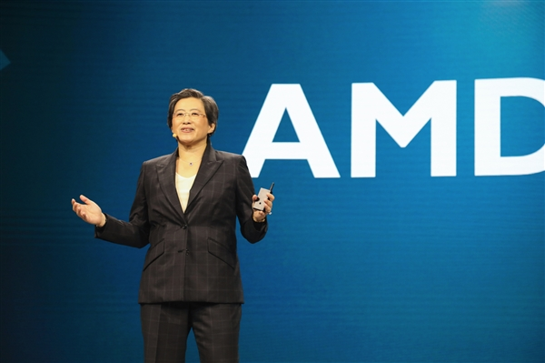 【速搜资讯】AMD营收创纪录!2020年净收入较去年增加超一倍 苏妈发话