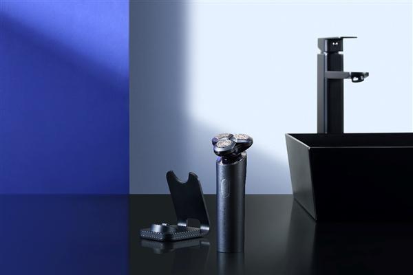【速搜资讯】米家旗舰电动剃须刀S700发布:陶瓷刀头 国际千元级配置