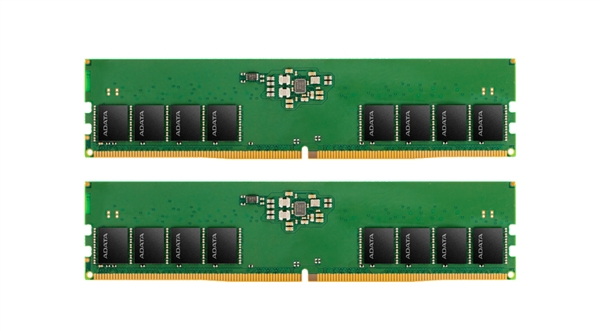 【速搜资讯】威刚纸面展示DDR5内存:频率直上8400MHz、单条容量64GB