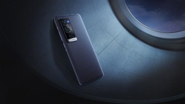 【速搜资讯】首款骁龙888微云台旗舰!vivo X60 Pro+开启预售:4998元起
